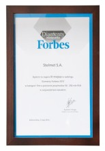 III. POSITION DANS LA CLASSIFICATION DES DIAMANTS DE FORBES 2010